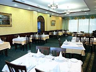 Рестораны на филевском парке