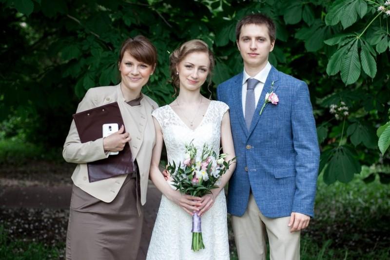 """Юлия Руднева. Свадьба """"Под ключ""""."""