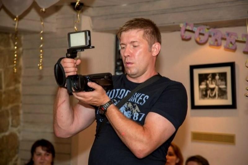 Денис Бабич. Видеооператор.