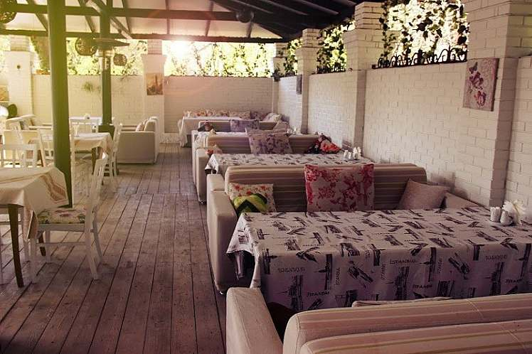 Ресторан Бодрум / Bodrum Lounge Club