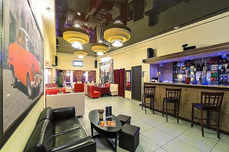 Караоке-кафе оранж - прекрасное место для того, чтобы приятно провести время