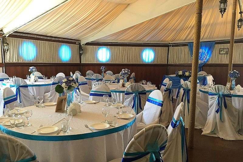 Пир-град свадебное подворье