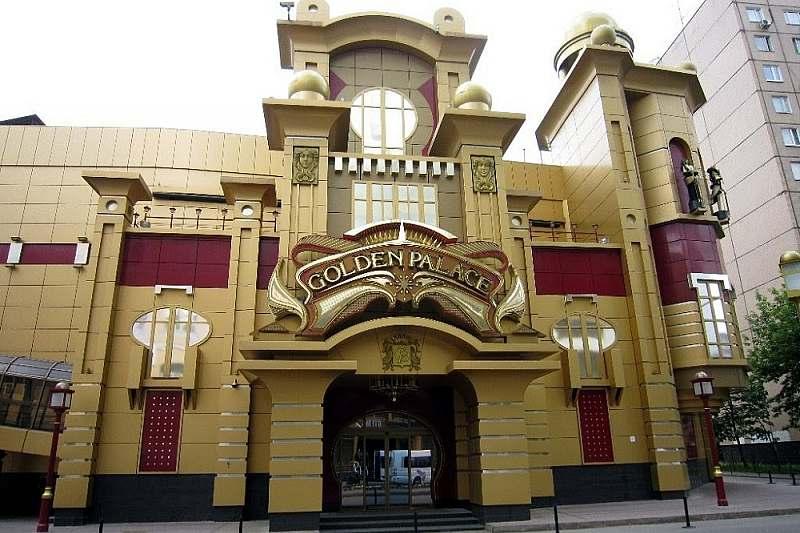 казино golden palace