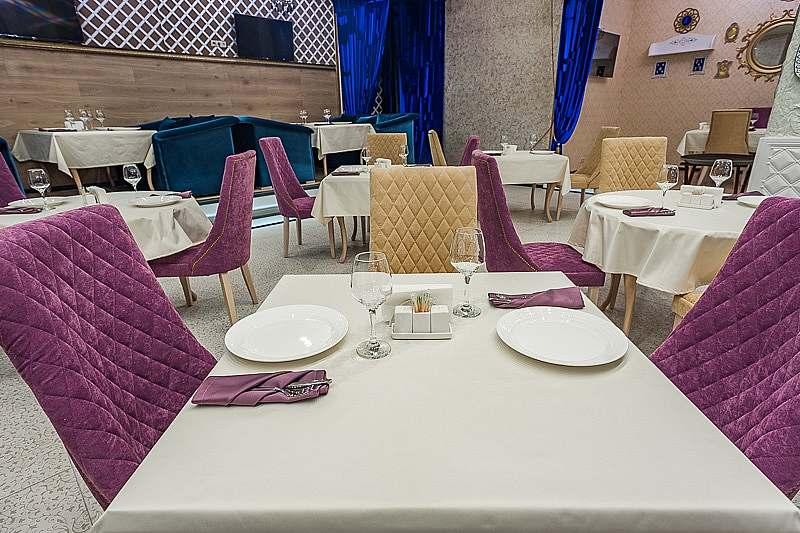 Каждый гость ресторана может подобрать блюдо исходя из своих вкусов